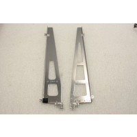 Advent 5490 LCD Screen Support Brackets 40-U78021-00 40-U78022-00