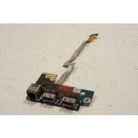 Toshiba Satellite Pro P300 USB Modem Board Cable DABD3ATB6D0