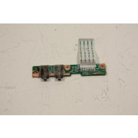 Compaq Presario CQ60 Audio Sound Board Cable 50.4H501.001