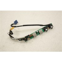 HP Compaq dc7700 Ultra Slim Desktop LED USB Audio Board Cable 404672-001