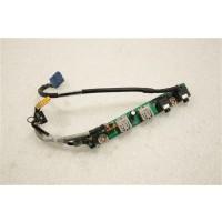HP Compaq dc7700 Ultra Slim Desktop LED USB Audio Board Cable 404672-001
