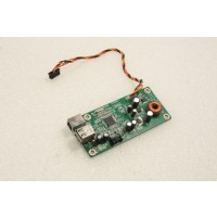 Dell 1707FPc  PC USB Port Board 715G1666-1