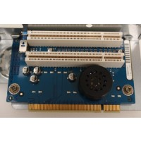 Fujitsu Siemens Scenic E600 PCI Riser Card Bracket E383-A11