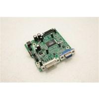 NEC MultiSync LCD195VXM+ VGA DVI Main Board 715G1642-3