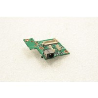 Clevo Notebook M3SW DC Power Socket Board 71-M37SV-001