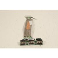 Acer Ferrari 4000 USB Board Cable 33FZ3UB0001