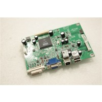 Dell 1704FPTX VGA DVI USB Main Board 6832151200-01 PTB-1512