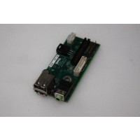 Dell GX280 SFF USB Audio Board Ports R3603