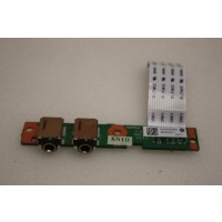 HP Compaq CQ61 CQ60 Audio Board DA00P6AB6D0
