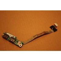 Acer Aspire 6930G 6930 DA0ZK1TB6C0 USB Board w/ cable