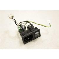 iiyama AS4637UT PSU Power Supply Board Socket Switch Cable