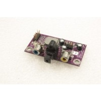 Hi-Grade D21 Audio Ports Board 15-L48-051110