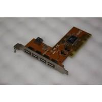 Octigen 9767SXOTG PCI USB Ports Adapter Card