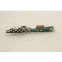 HP Compaq nx6110 Audio Ports Board 6050A0065501