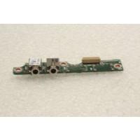 HP Compaq nx6110 Audio Ports Board 6050A0065501