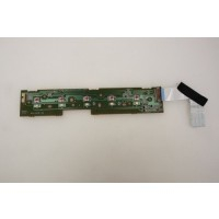 Sony Vaio PCV-W1/G All In One PC Audio Video Buttons Board N86D-7632-R101/02