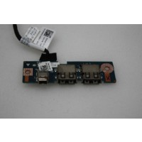 Dell Vostro 1510 USB Board & Cable 0F2340 F2340