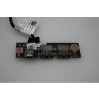 Dell Vostro 1510 USB Board & Cable 0F2340 F2340