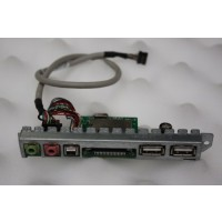 Acer Aspire L320 Audio Firewire Card Reader USB Ports Board 1B0303Y 4S722-011-GP