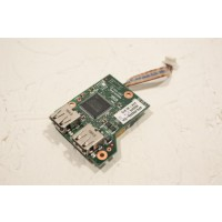 HP Compaq 6730b USB Card Reader Board 486249-001