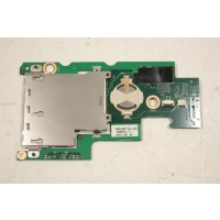 HP Compaq 6730b PCMCIA Card Reader Board 487119-001