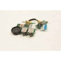 Toshiba Equium M40X Audio Ports Board Cable NA100401600