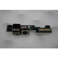 Dell Latitude D600 USB & S Video Board DA0JM1PI6E6