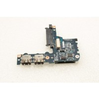 Packard Bell KAV60 USB Card Reader Board LS-5143P