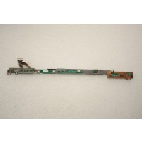 HP Compaq nx7300 Power Button Board 6050A2042701
