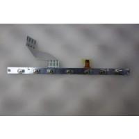 Dell Inspiron 1520 Multimedia Button Board Cable DAFM5TH26C0