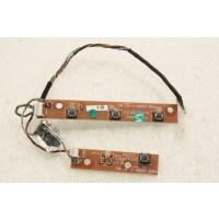 HP L1706 Button Board PWB-0900-1-01