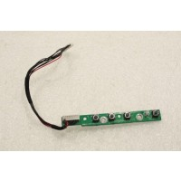 Dell E153FPf Power Function Buttons Board 790281500000