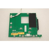 Fujitsu Siemens Lifebook C HDD IDE Connector Buttons Board N34N2 LS-651