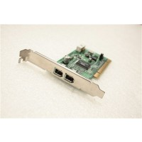 MicroStar 2 FireWire IEEE-1394 Ports PCI Adapter Card MS-6971 Ver:1.0