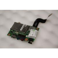 Lenovo ThinkPad X201s USB Audio Card Reader Board 60Y5407