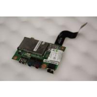 Lenovo ThinkPad X201s USB Audio Card Reader Board 60Y5407