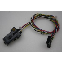 HP Compaq dx2000 MT Power Button Switch LED Assembly