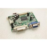 NEC MultiSync LCD195VXM+ VGA DVI Main Board 715G3006-1