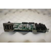 DELL MH380 HH193 FRONT I/O PANEL DIMENSION 5200 E520