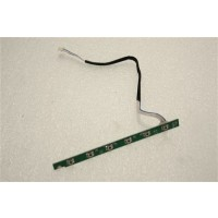 Samsung 713BMS LED Power Menu Button Board Cable BN41-00524A