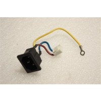 Dell E177FPB DC Power Socket