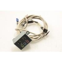 HP Pavilion t000 Front Firewire USB Audio Panel 22-10488-01