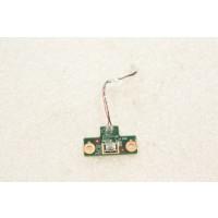 Toshiba Satellite L300D Power Button Board 6050A2175501