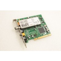 Hauppauge WinTV PAL-I 34705 REV G298 TV Tuner PCI Card 340000-07