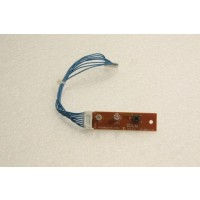 Fujitsu Siemens Scenic C600 LED Power Button Board Cable CP136011-01