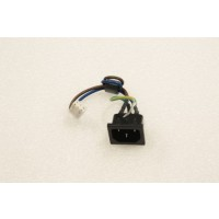 Dell E176FPc E177FPc DC Power Socket