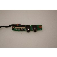 Compaq Presario V6000 Audio Ports Board DAAT8BAB8B9