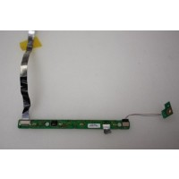 Compaq Presario V6000 Media LED Board 920-704-3R1