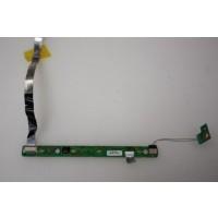 Compaq Presario V6000 Media LED Board 920-704-3R1
