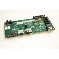 Dell Precision 360 LED USB Audio Front Panel Board D0330